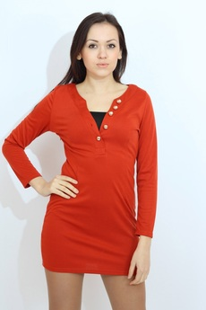 Платье с топом Kokette