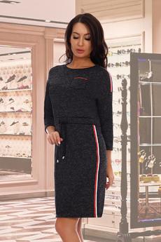 Трикотажное спортивное платье Натали